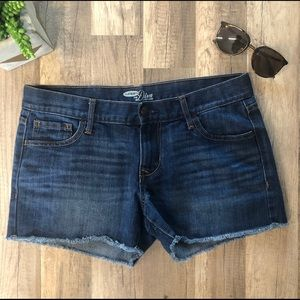 Old Navy Denim Cutoff Shorts
